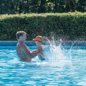 Kleinkinder Schwimmkurs